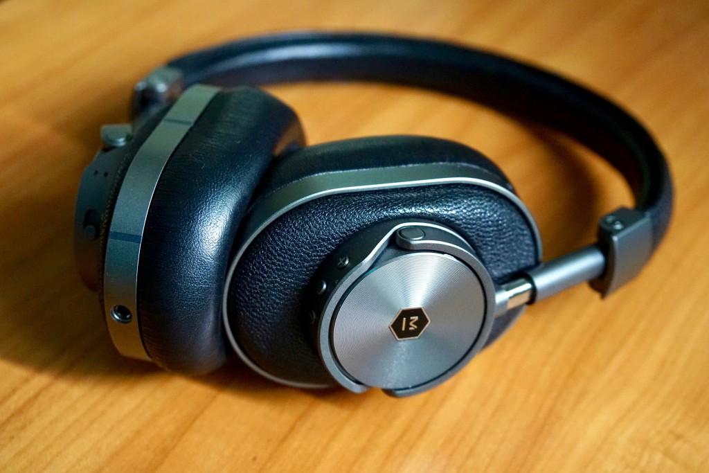 My MW60 Headphones